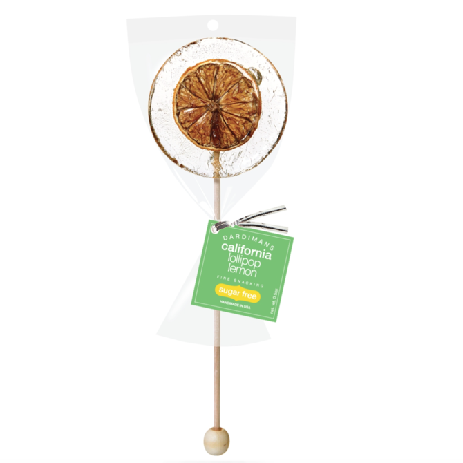 Dardimans Lemon Lollipop