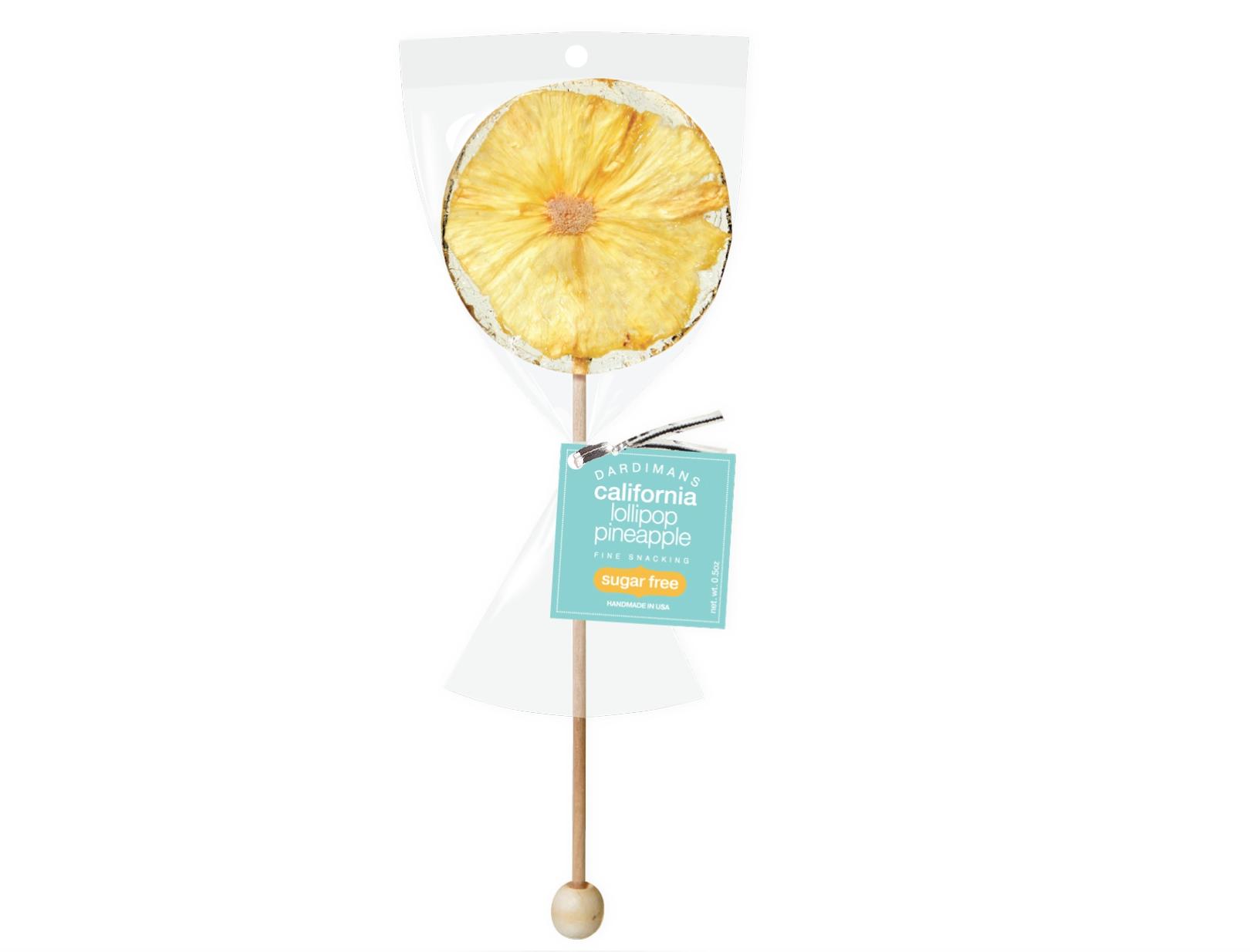 Dardimans Pineapple Lollipop