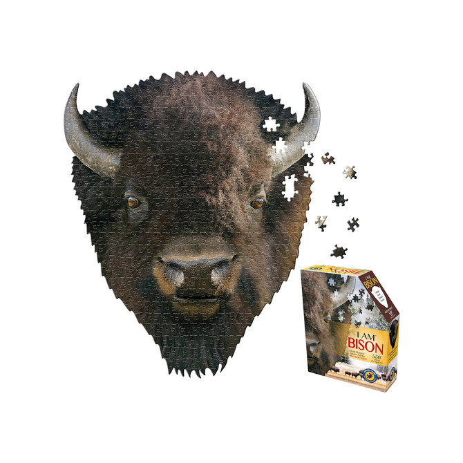 E11even I Am Bison Puzzle