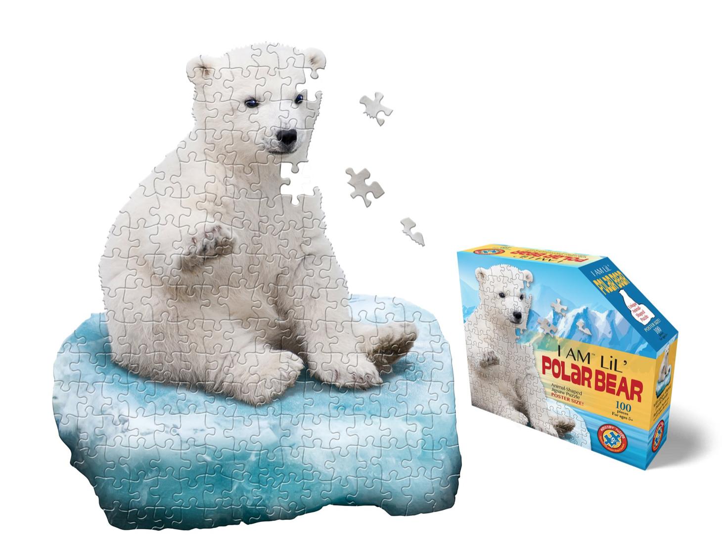 E11even I Am Lil Polar Bear