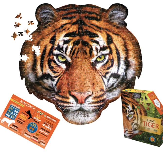 E11even I AM Mini W Tiger