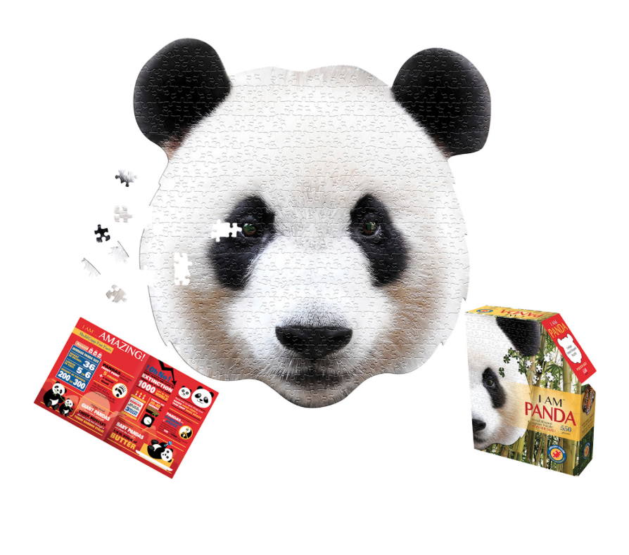 E11even I AM Panda