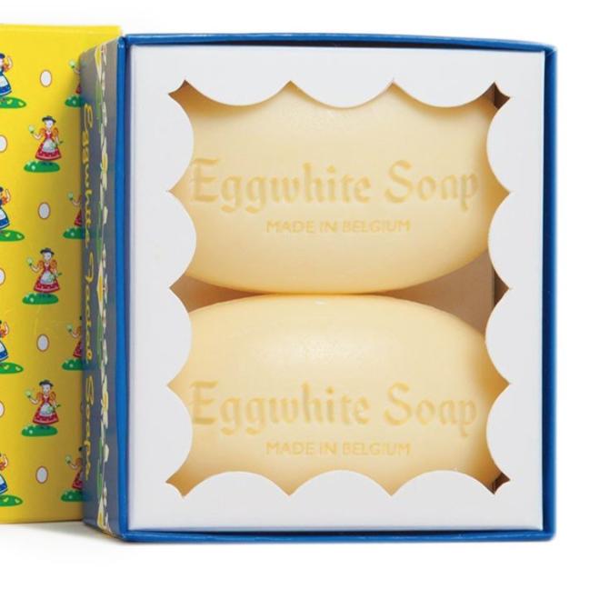 Faire Eggwhite Facial - 2 Bar Gift Box