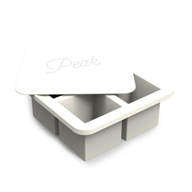 W&P Design Peak Extra Large Ice Cube Tray: White