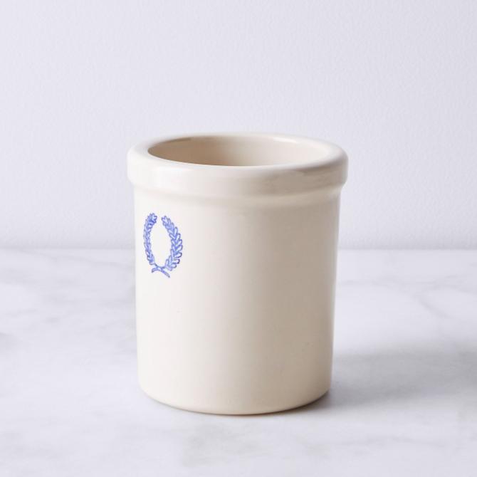 Farmhouse Pottery Laurel Crock- 1 Quart
