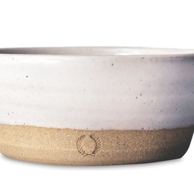 Farmhouse Pottery Silo Bowl (Petite) - POT62WH