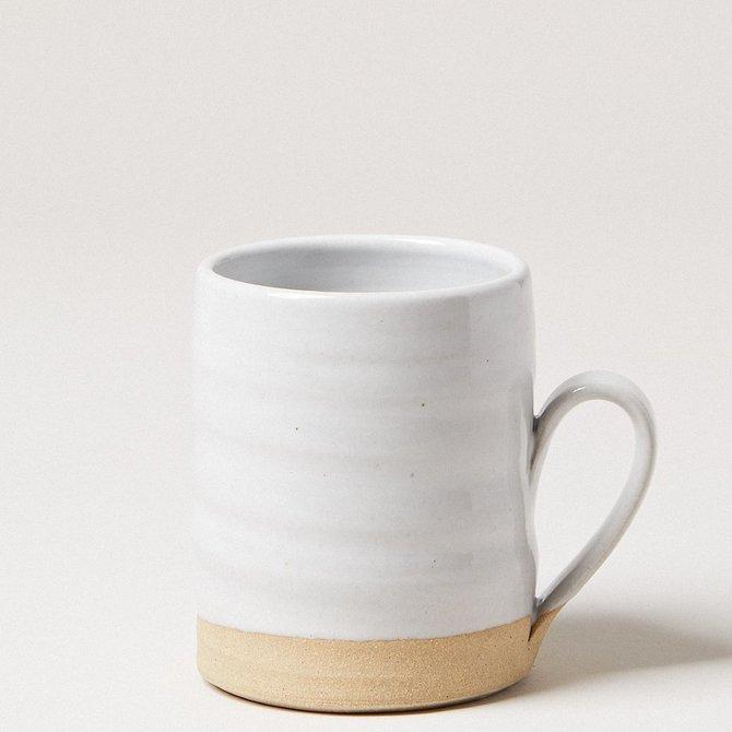 Farmhouse Pottery Silo Mug - POT31WH