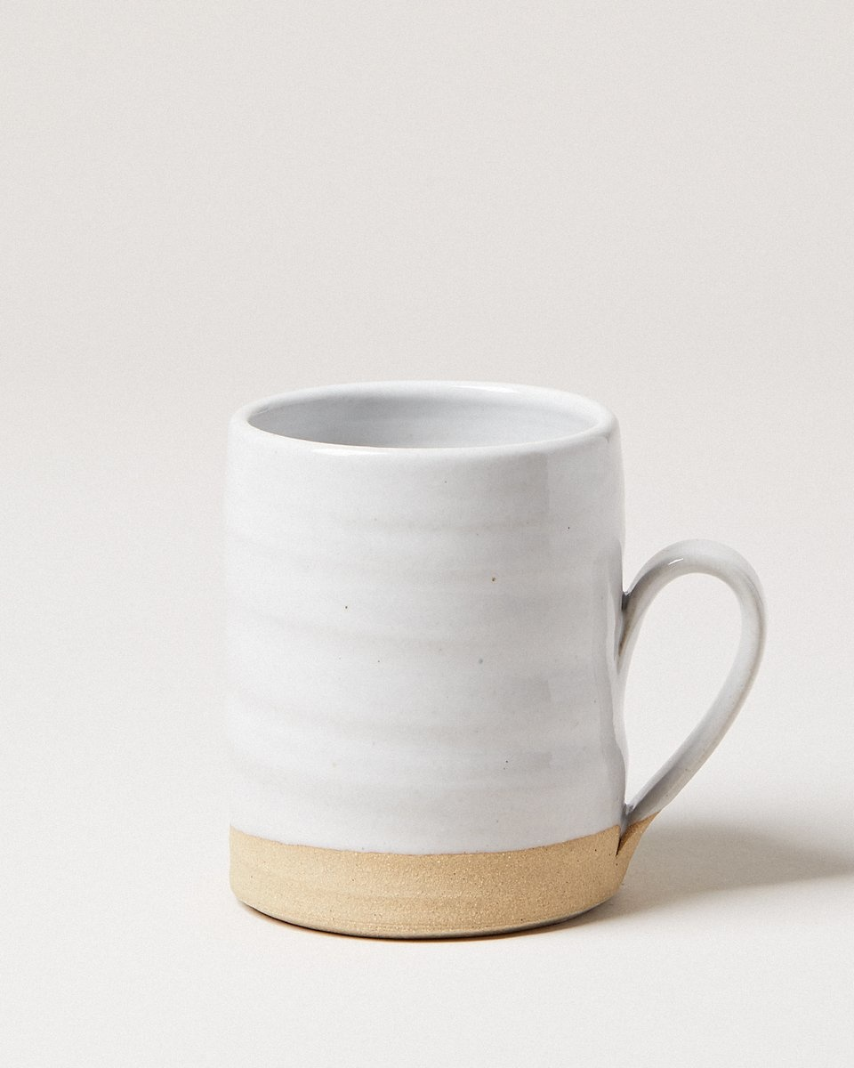 Farmhouse Pottery Silo Mug - POT31WH