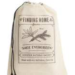 Finding Home Farms Sage Evergreen Sachet