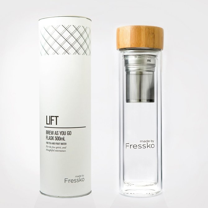 Fressko Fressko 'Lift' Flask- 500mL