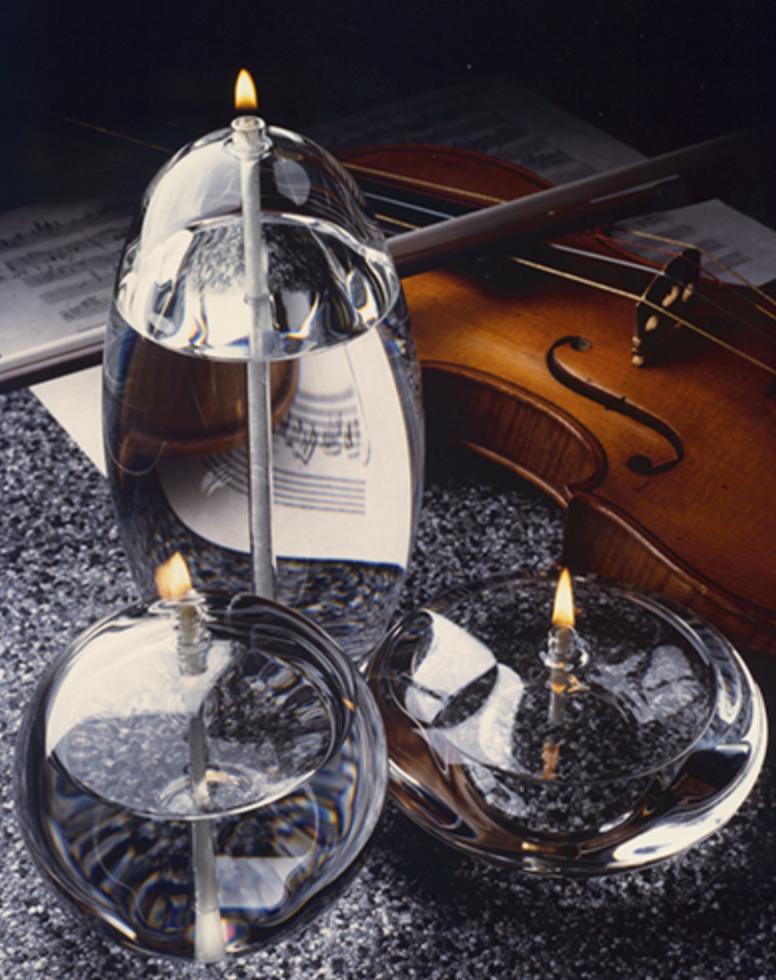 Firelight Glass Rubens Trio - Set of 3