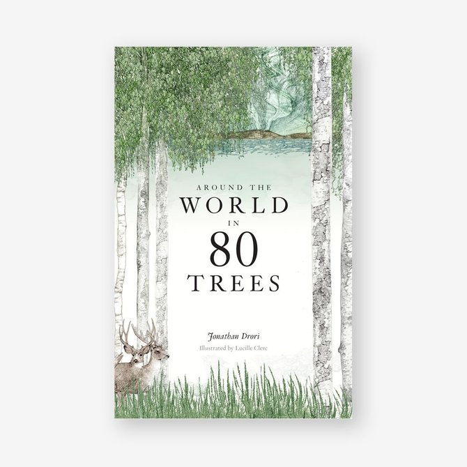 Hachette Around the World in 80 Trees