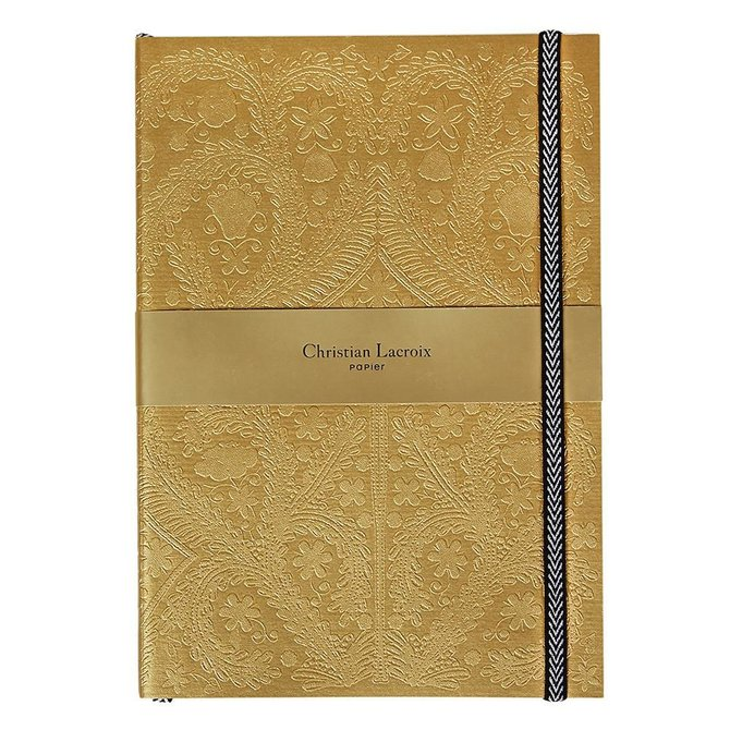 Hachette Christian Lacroix Gold Embossed