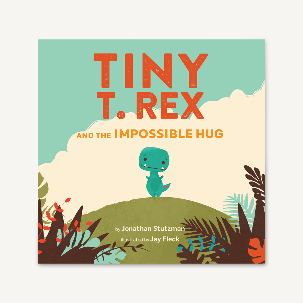 Hachette Tiny T. Rex And The Impossible Hug