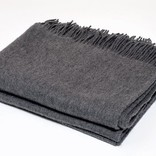 Harlow Henry Cashmere Throw Grey
