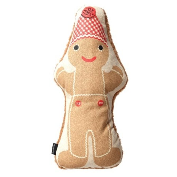 Harry Barker Gingerman Canvas Toy Large