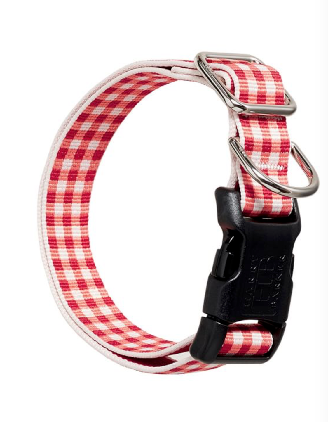 Harry Barker Plaid Collar Red 1 x26'