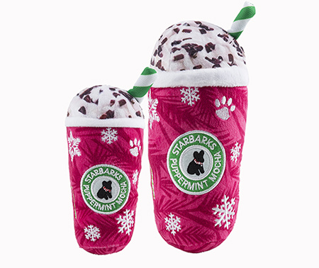 Haute Diggity Dog Starbarks Puppermint Mocha - large