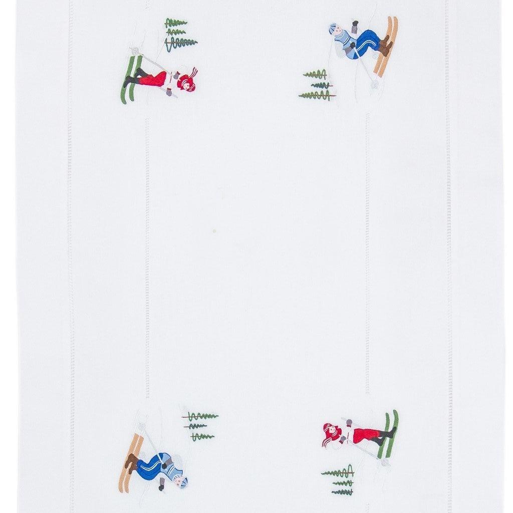 Henry Handwork Skiers Runner 18 x 60