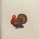Henry Handwork Turkey Gold Towel
