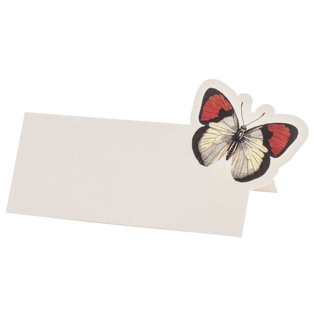 Hester & Cook Butterfly Placecards - 12 pack - KP559