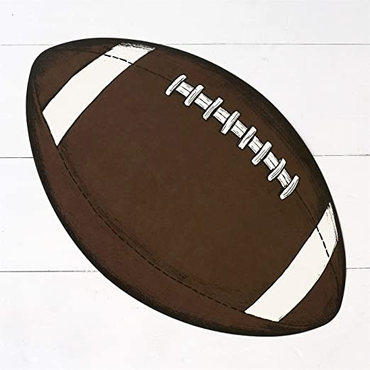 Hester & Cook Football Placemats