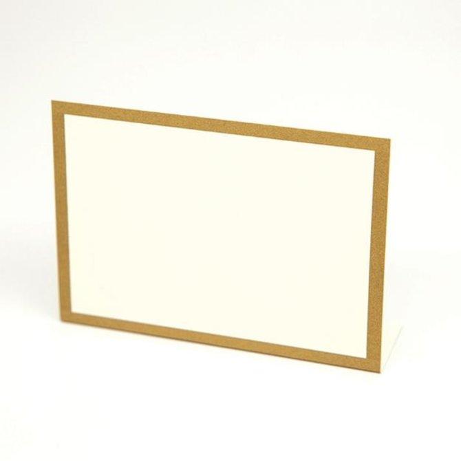Hester & Cook Gold Frame Place Cards