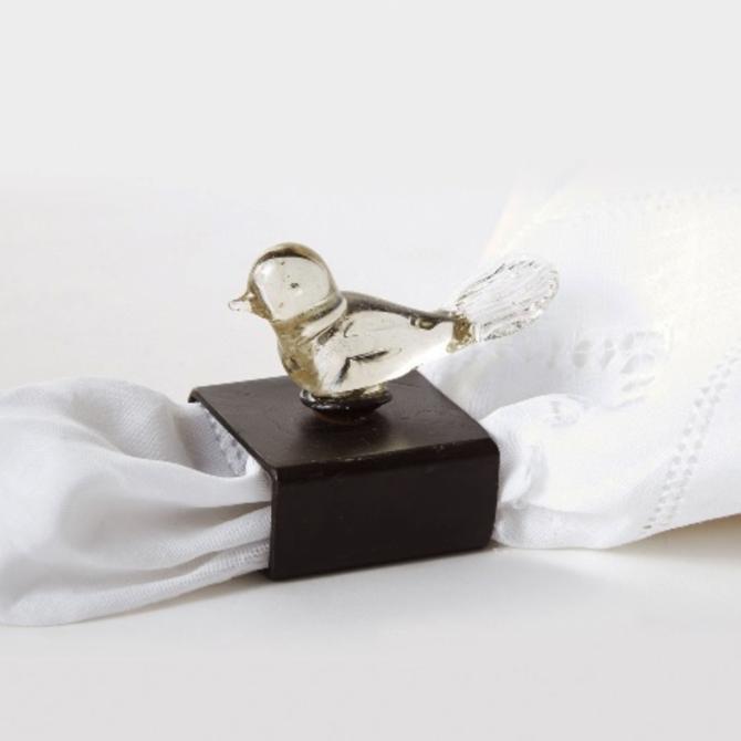 Jan Barboglio Pajarito napkin ring