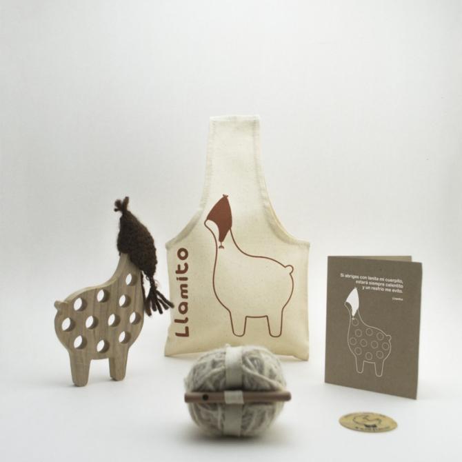 Kalofisha LLamito Llama Toy