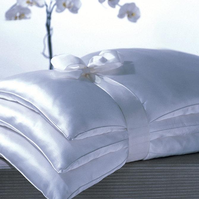 Kumikookoon Silk Filled Pillow Boudoir 12x16
