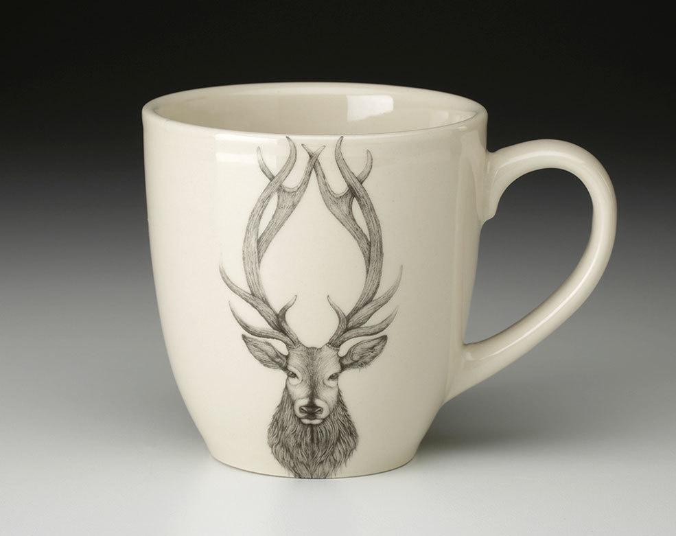 Laura Zindel Design Deer head mug