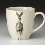 Laura Zindel Design Fallow deer mug