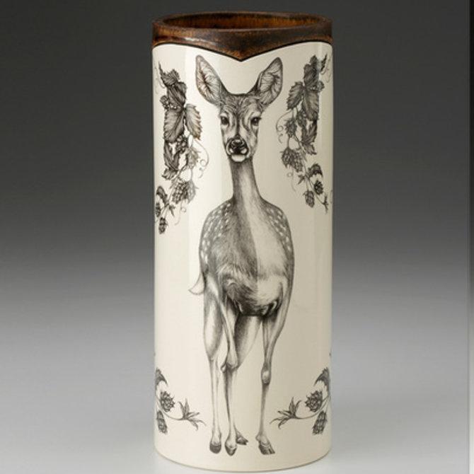 Laura Zindel Design Large Vase Fallow Doe