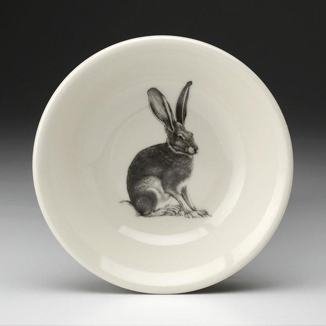 Laura Zindel Design Sauce Bowl - Sitting Hare
