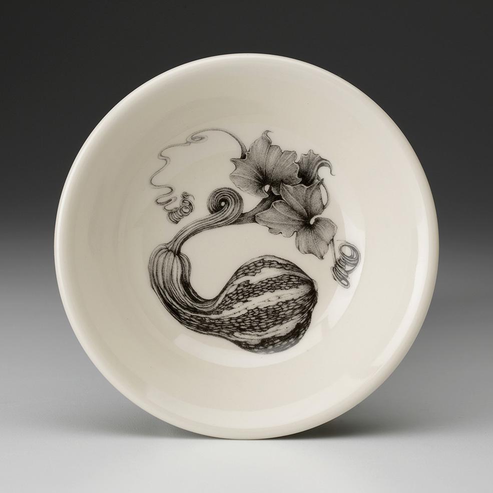 Laura Zindel Design Sauce Bowl Curshaw Gourd