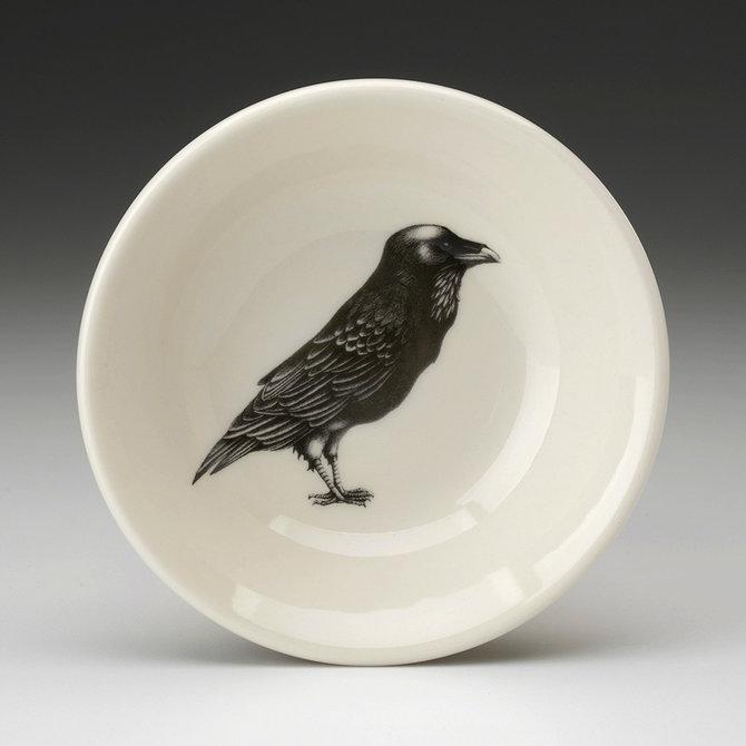 Laura Zindel Design Sauce Bowl Raven