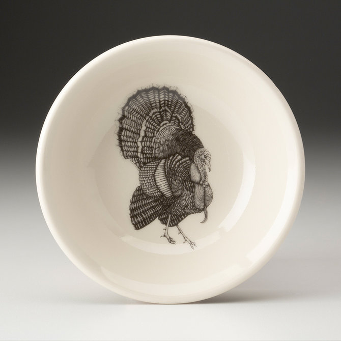 Laura Zindel Design Sauce Bowl Turkey