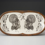 Laura Zindel Design Turkey Rectangular Serving Dish