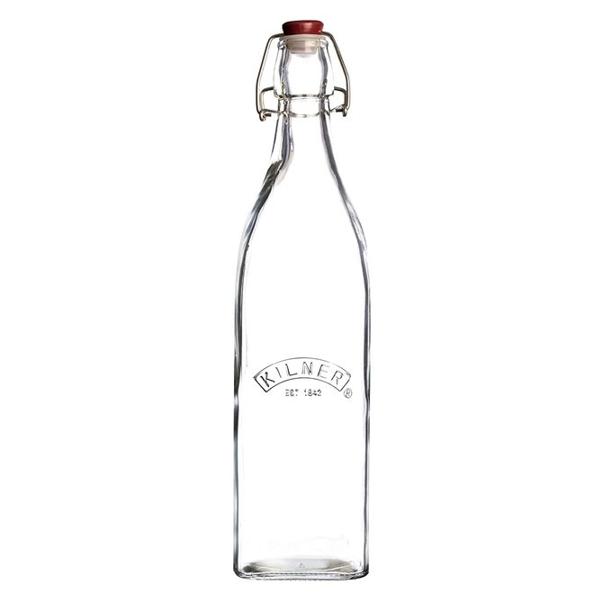 Kilner Clip top bottle - 34 oz.