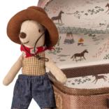 Maileg Cowboy In Suitcase