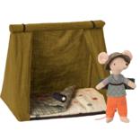 Maileg Hiking Bundle w/tent, 2 mice & flashlight