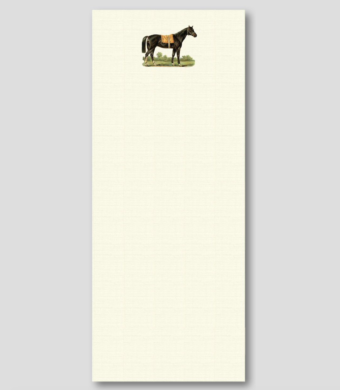 Maison de Papier Horse Thoroughbred Notepad