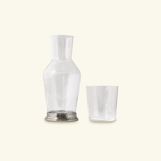 Match 1345.0 Bedside Carafe and tumbler