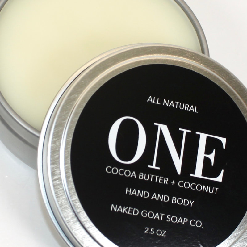 Naked Goat Soap Co One salve