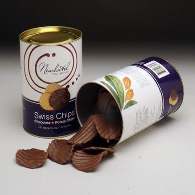Neuchatel Chocolates Neuchatel Chocolate Swiss Chips