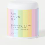 Par Avion Birthday Cake