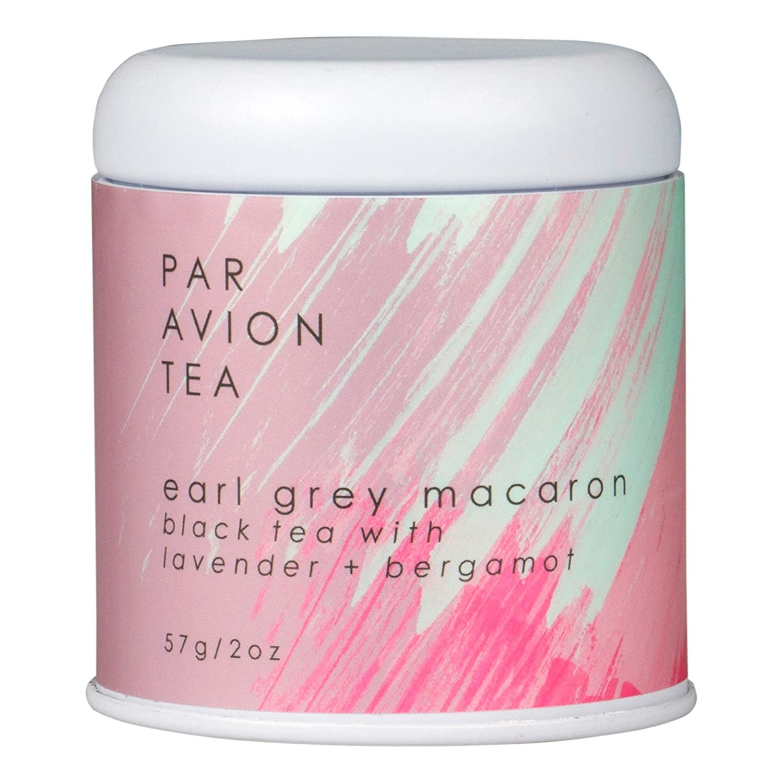 Par Avion Earl Grey Macaron
