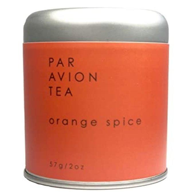 Par Avion Orange Spice Tea