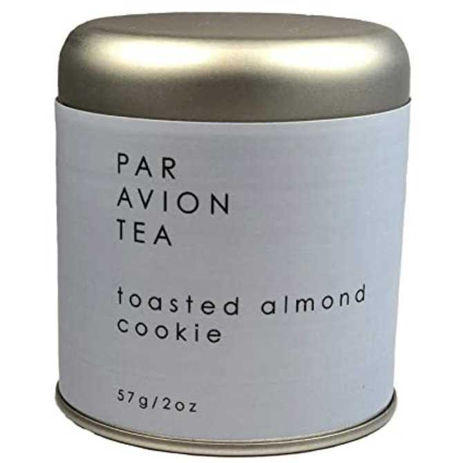 Par Avion Toasted Almond Cookie Tea