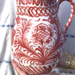 Pomelo Pitcher Coral Large